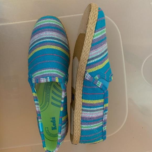 Keds Shoes - KEDS Espadrille slip on
